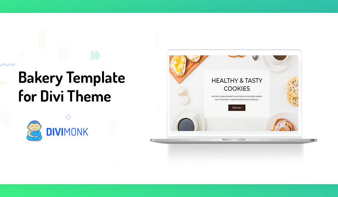 Bakery Template for Divi Theme